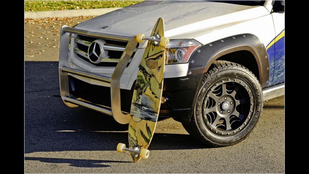 GLK Rock Crawler von Legendary Motorcar Company