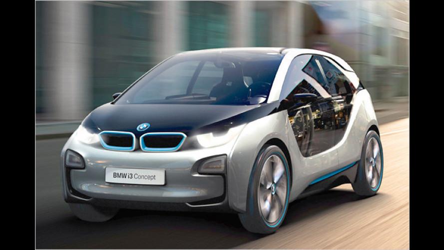 BMW i3 und i8: Neue Details zur spannenden Zukunft