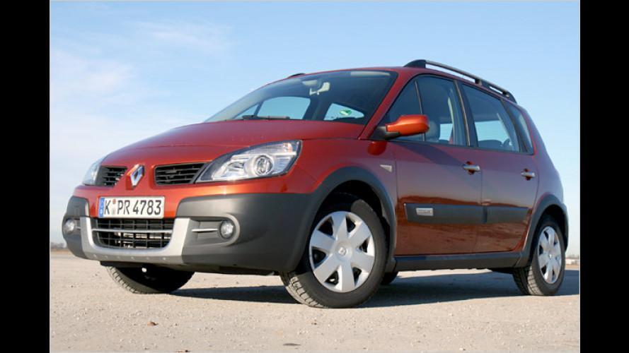 Familienvan meets SUV: Renault Scénic Conquest im Test