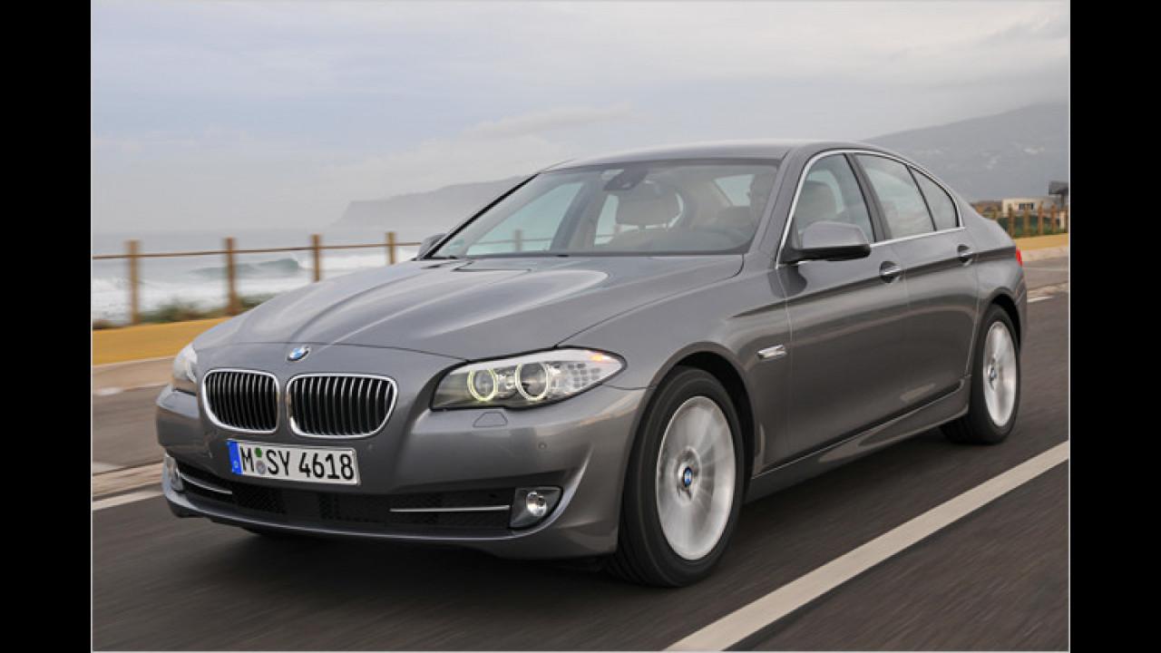 BMW 5er: Meister-Klasse