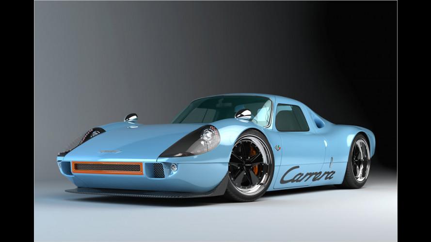 Rückkehr einer Porsche-Legende