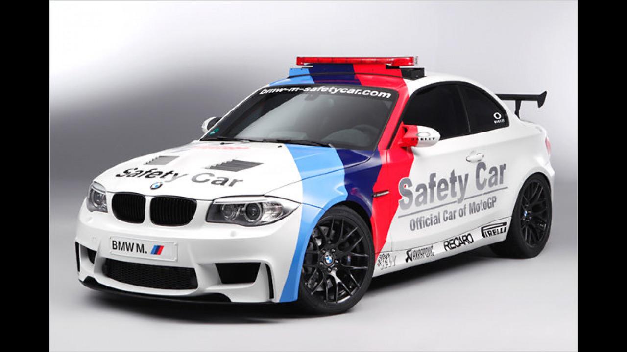 1er als Safety Car