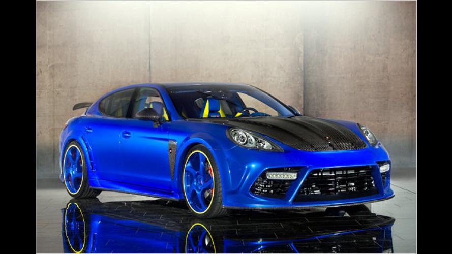 Mansory: Power-Paket für den Porsche Panamera Turbo
