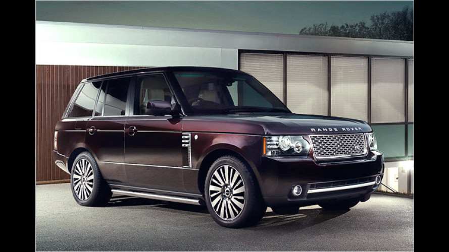 Ultimate Edition: Luxuriösester Range Rover der Welt