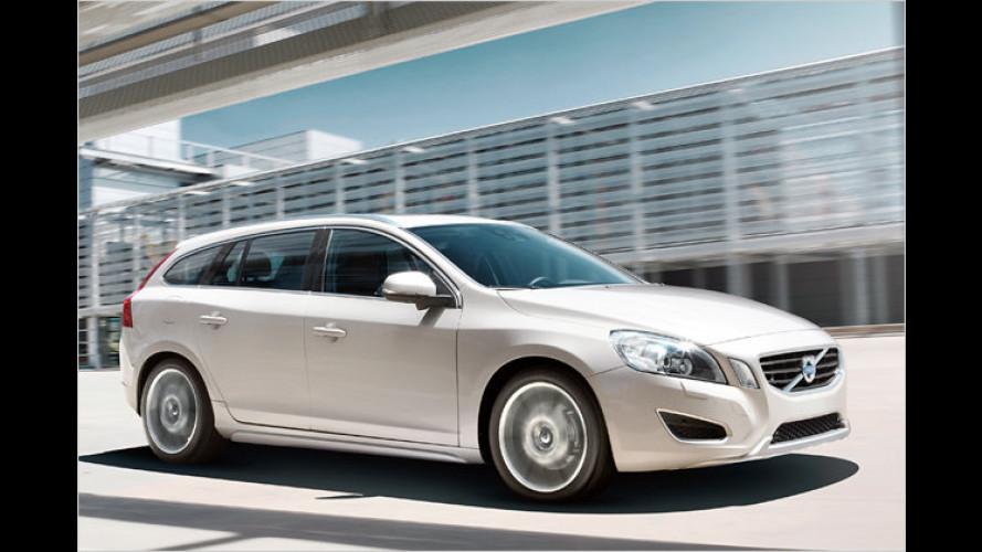 Volvo erweitert die Motorenpalette für den neuen S60