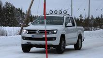 2014 Volkswagen Amarok spy photo