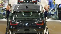 2014 BMW i3 production begins in Leipzig 19.09.2013