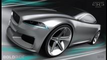 Jaguar C-X3 Concept by Sukhveer Sihra