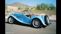 MG TC Supercharged Roadster