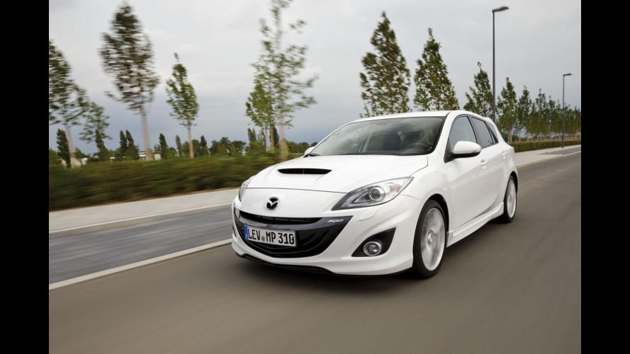 Mazda3 Facelift, restyling concreto