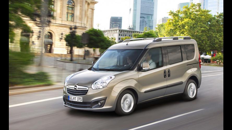 Nuova Opel Combo