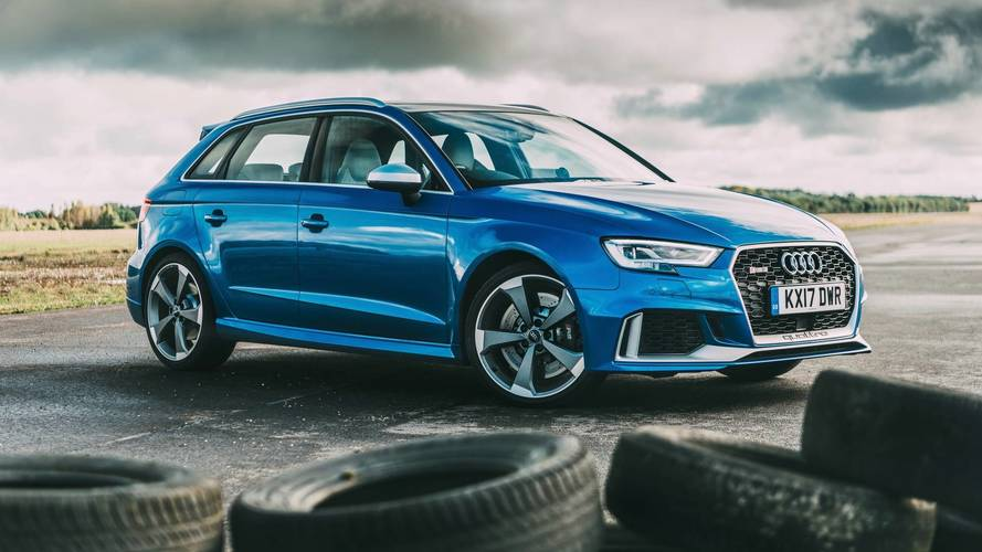 2017 Audi RS 3 Sportback review: Power at a price