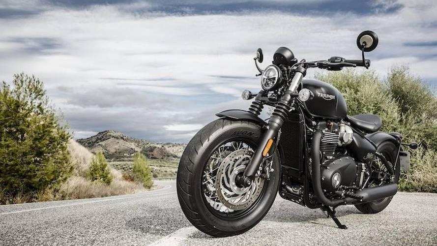 2018 Triumph Bonneville Bobber Black: First Ride