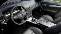 Mercedes-Benz C63 AMG interior