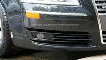 2008 Audi A8 Facelift Spy Photos
