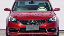 Chery Alpha 7 Concept unveiled before 2013 Auto Shanghai