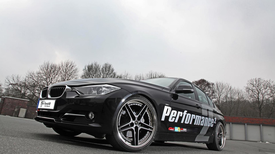 BMW 335i (F30) prepared by Schmidt Revolution