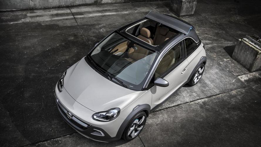 Opel Adam Cabrio announcement imminent - report