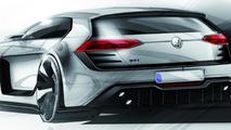 Volkswagen Design Vision GTI Concept 08.05.2013