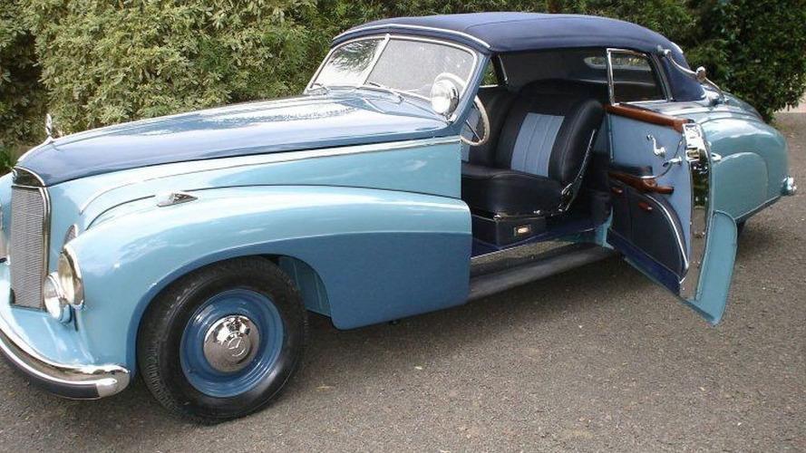 Rare Mercedes-Benz Cabriolet for Auction