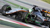 Nico Hulkenberg, Sahara Force India VJM09