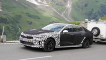 2017 Kia Stinger spy photo