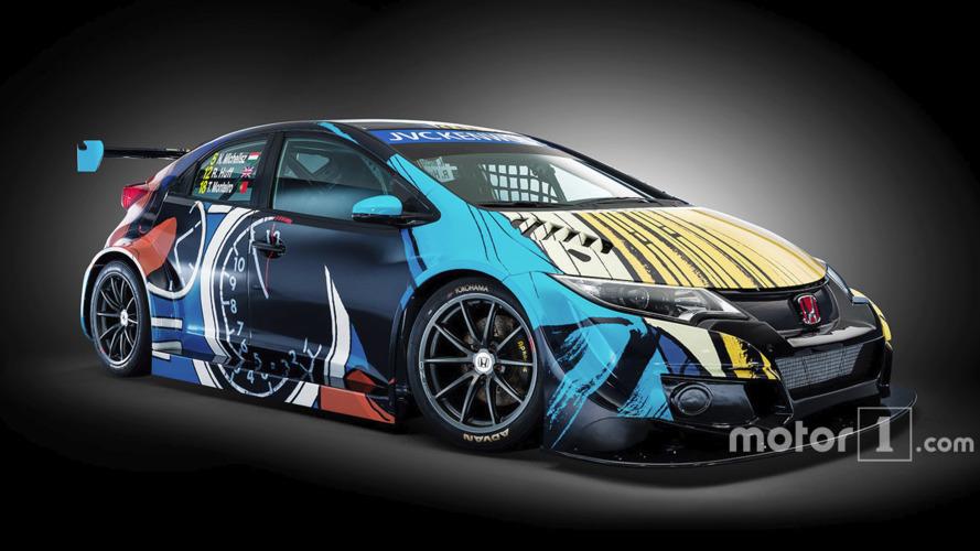 Goodwood WTCC Art Cars revealed