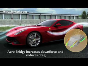 F12berlinetta - Focus on aerodynamics