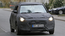 2017 Suzuki Swift spy photo