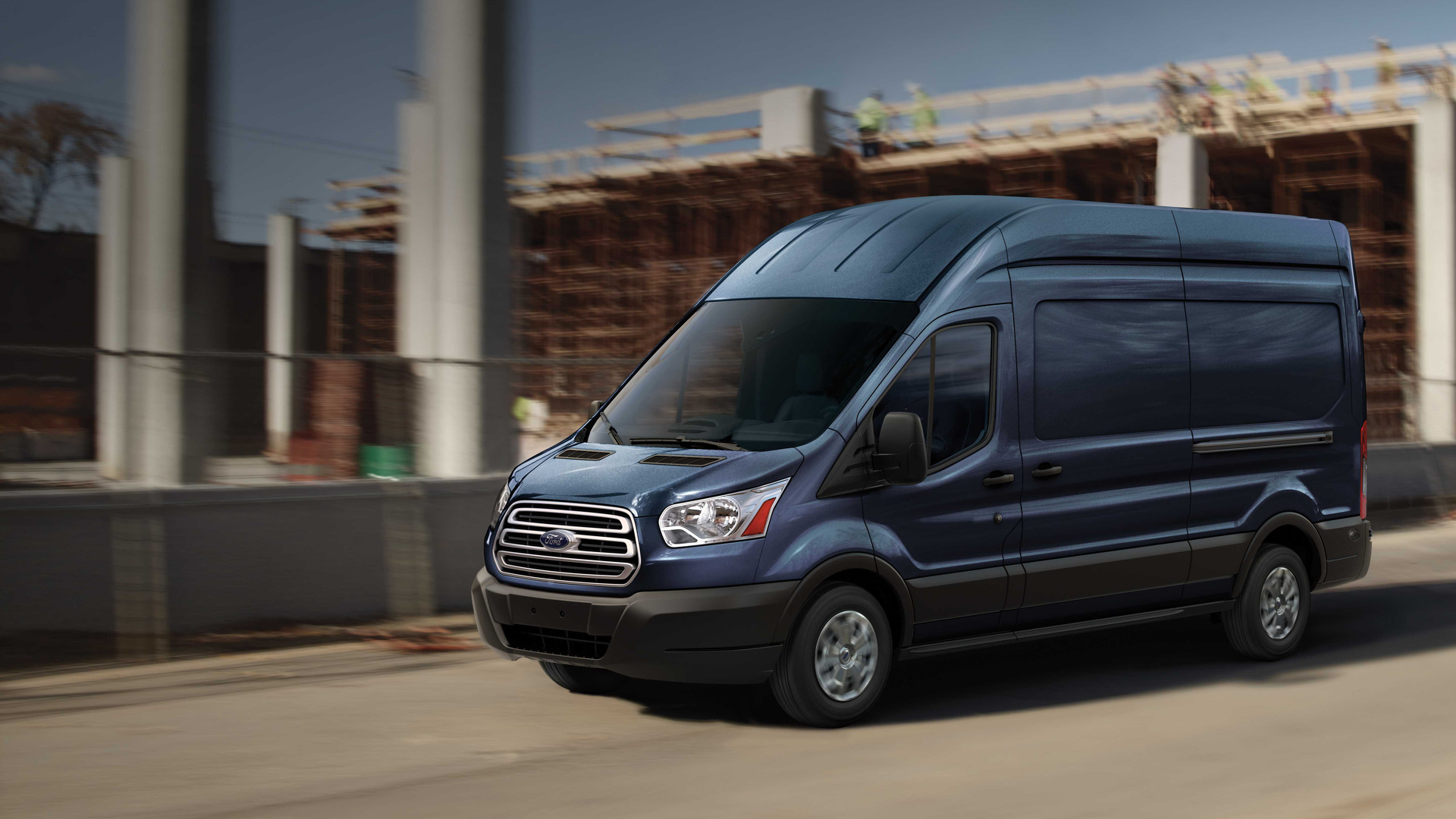 Ford Transit News and Reviews | Motor1.com