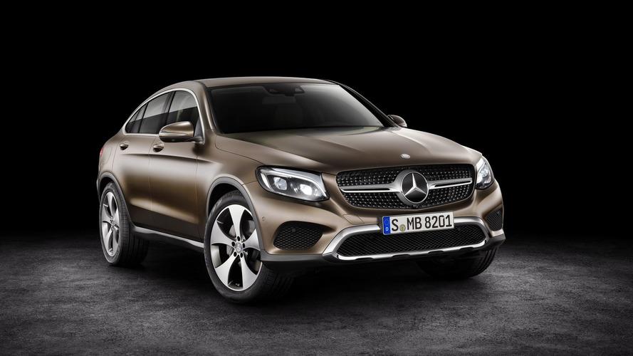 Mercedes-Benz GLC Serisi