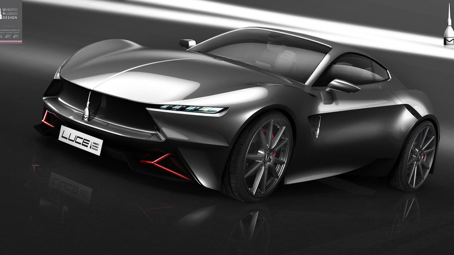 Italian design house unveils electric sports car, restyled Model S