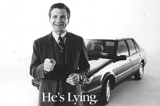 Our Ten Favorite Car Ads (In No Particular Order)