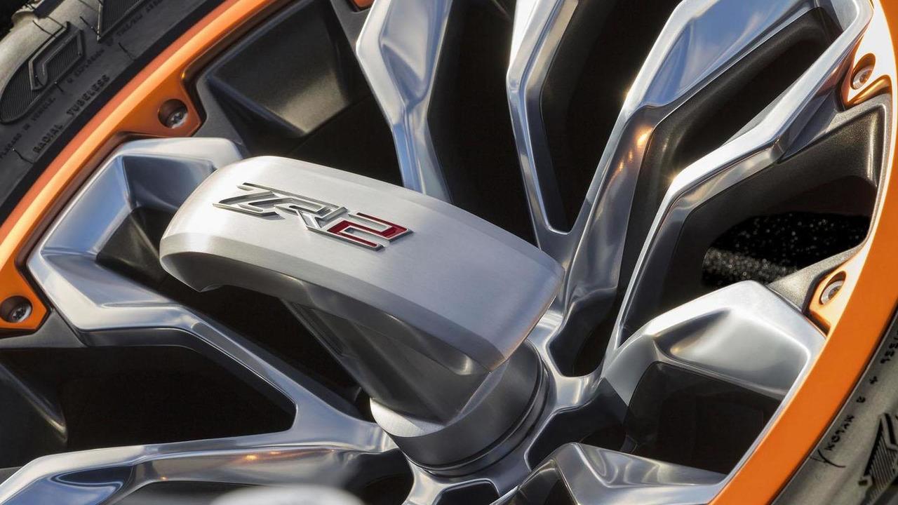 Chevrolet Colorado ZR2 Concept