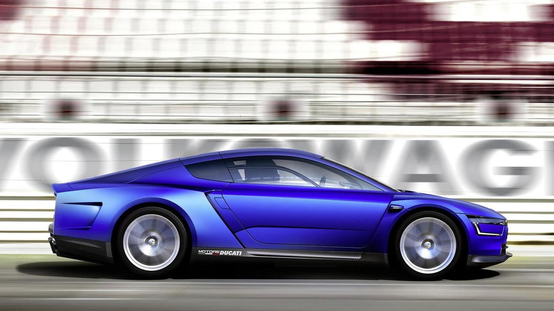Гоночный Volkswagen XL Sport
