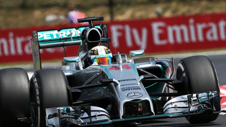 Mercedes builds Hamilton all-new car for Hungary GP