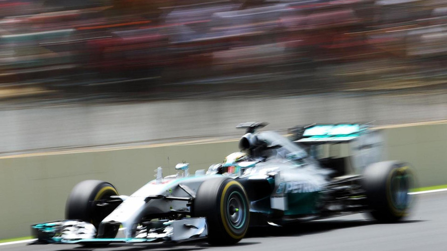 Berger tips Hamilton to win 2014 title