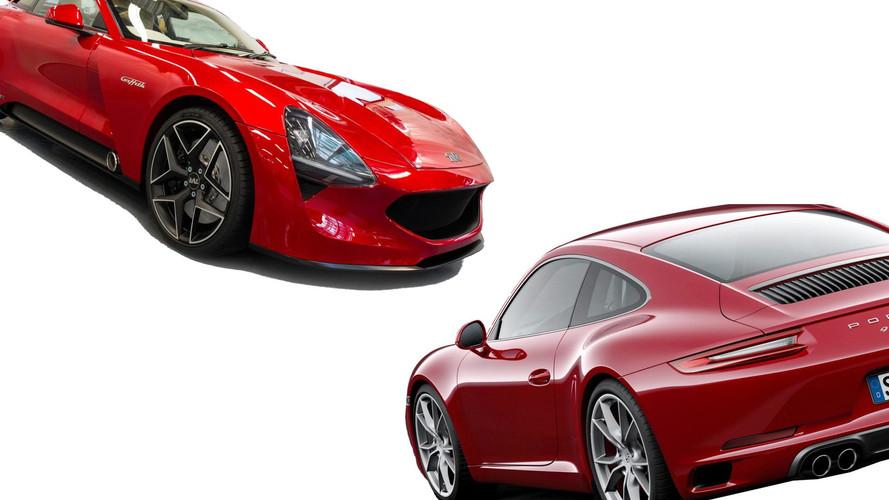Rakamlarla TVR Griffith vs Porsche 911