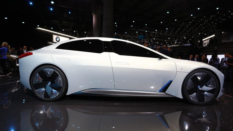 BMW i Vision Dynamics live in Frankfurt