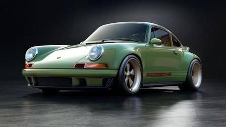 Singer et Williams s'associent pour créer une incroyable Porsche 911