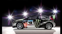 Ford Fiesta 2000 Monster World Rally Team