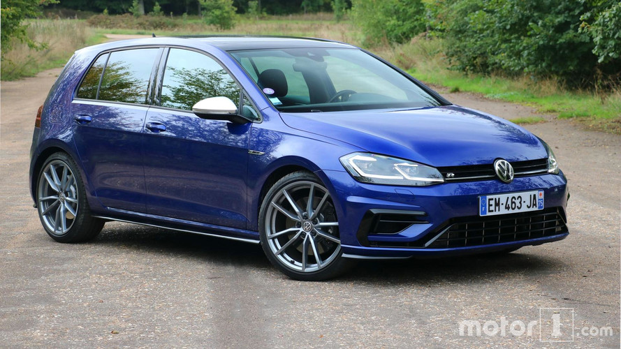 Volkswagen Golf R Pack Performance : 17 km/h en plus pour 2690 euros