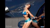 L'Hot Car Wash Calendar 2009 olandese
