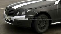 2009 Mercedes E-Class Spy