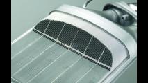 Vista interna di un filtro anti-particolato Diesel