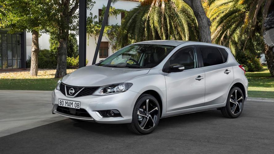 Nissan Pulsar Black Edition daha fazla donanım sunuyor