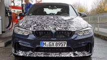 2018 BMW M3 CS spy photos