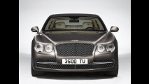 Bentley Continental Flying Spur restyling. Prime foto