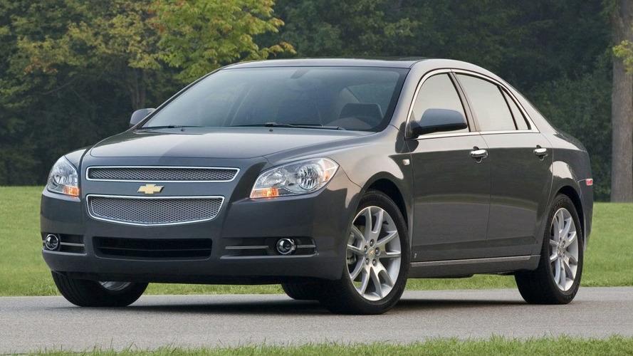 New Chevrolet Malibu LTZ Model Revealed