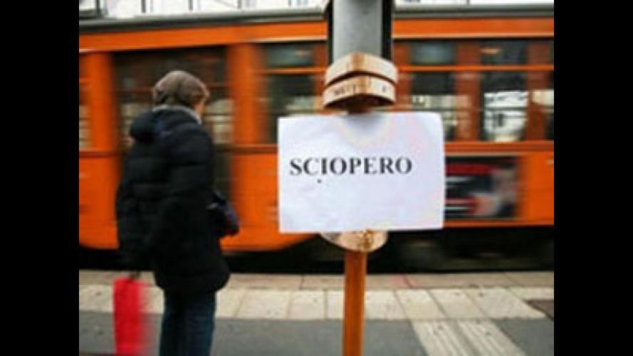 Sciopero trasporti Torino venerdì 25 gennaio 2013, orari e avvisi